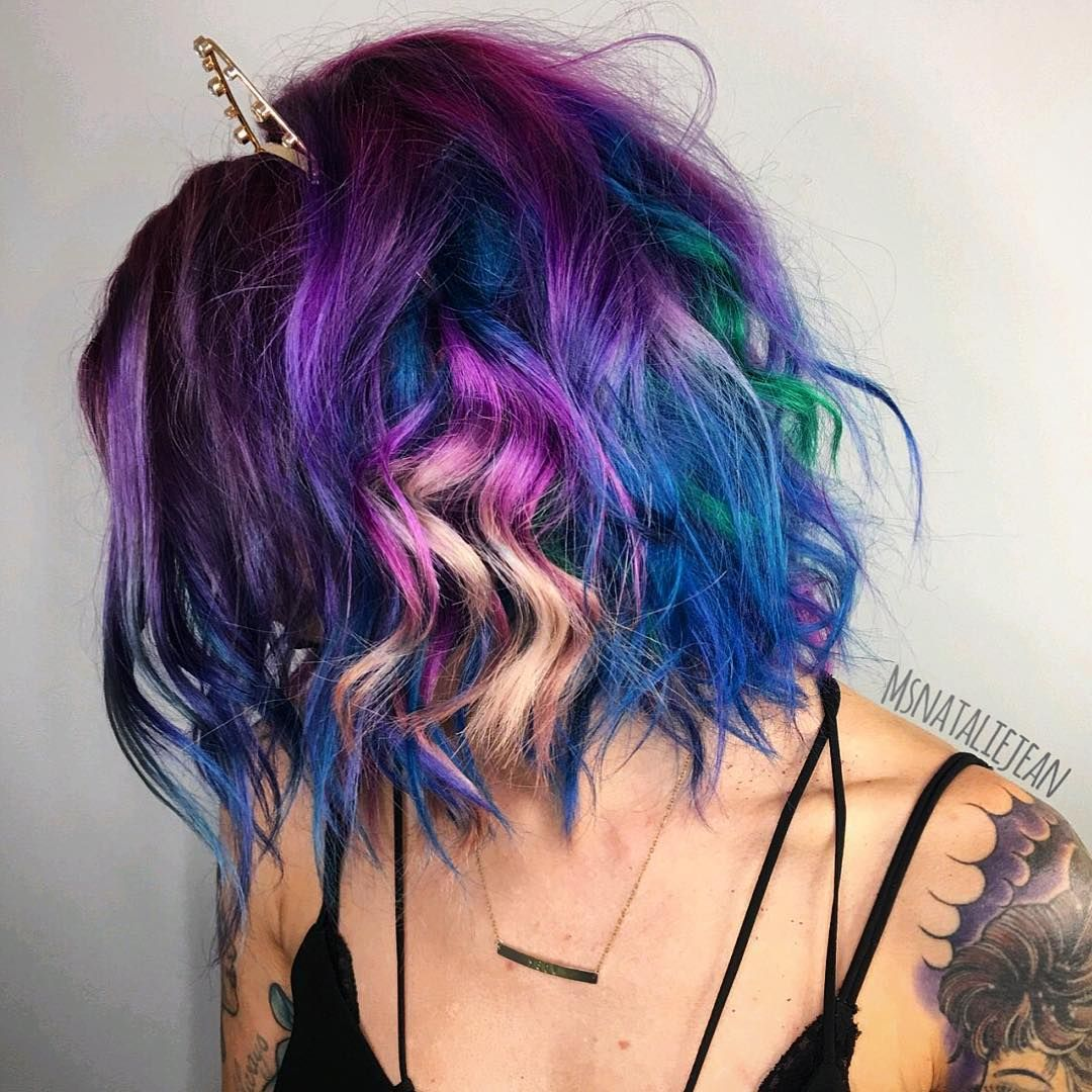 IG msnataliejean  Color hair  Pinterest  Hair coloring Hair