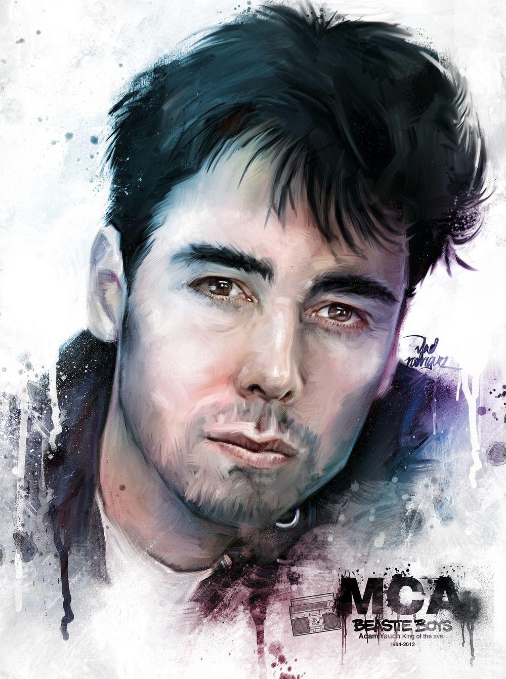MCA - Vlad Rodriguez ----