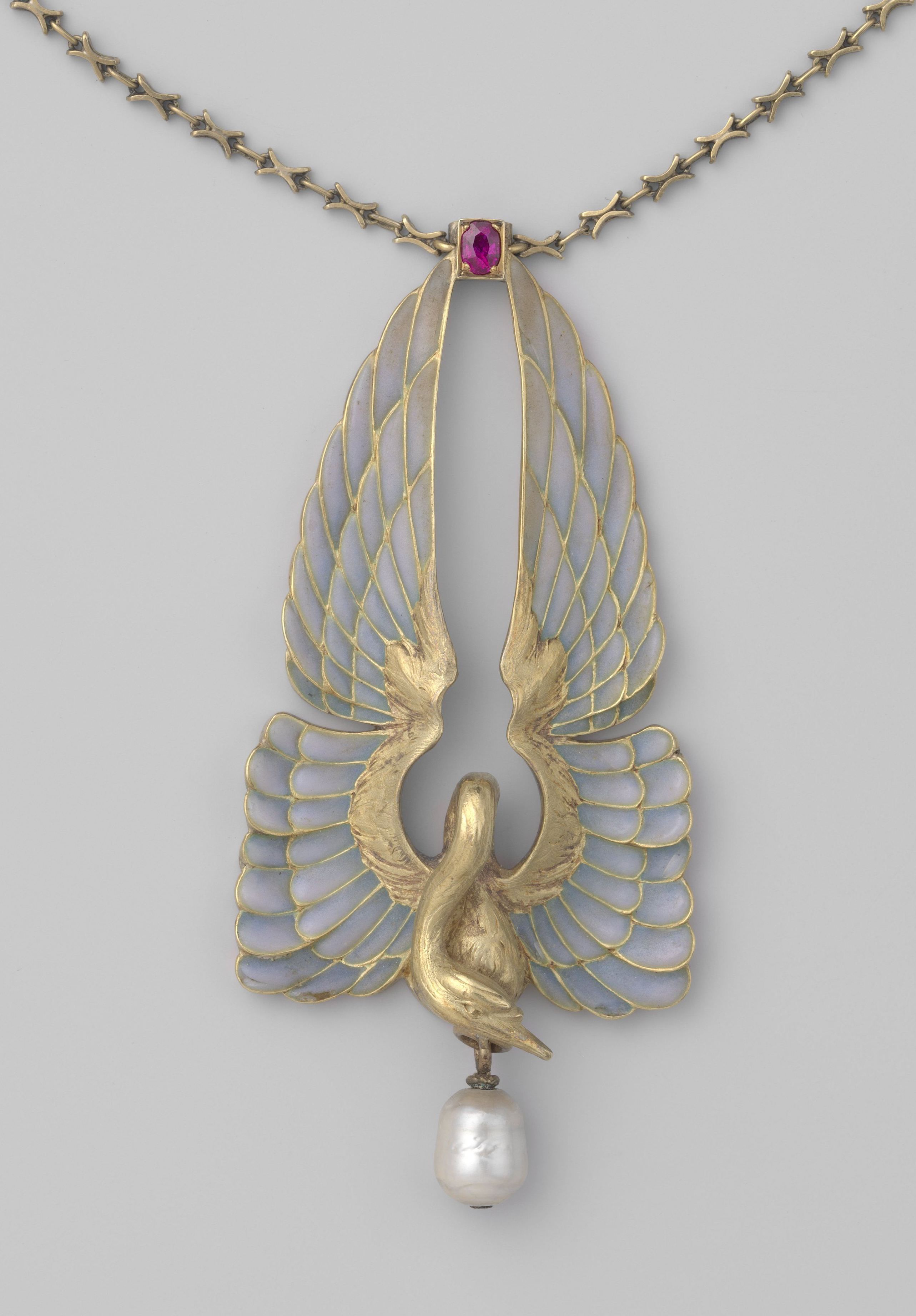 Art Nouveau In Het Rijksmuseum.Het Museum Van Nederland Te Amsterdam Jewellery Art Nouveau