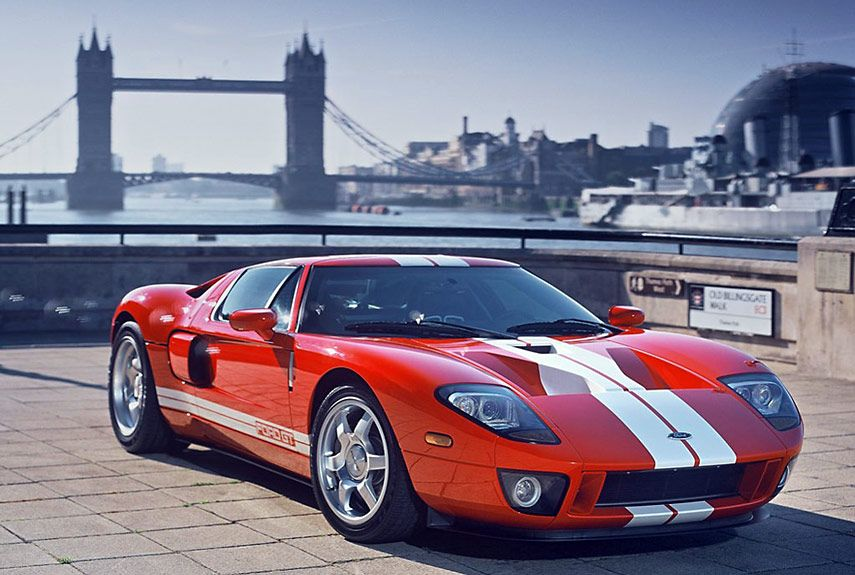 Are These the 10 Best Cars Ever Made? | Ford GT, Top car and Cars