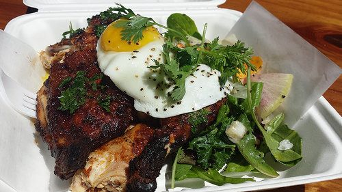 Chicken And Guns At Cartopia Portland Food Carts Pinterest