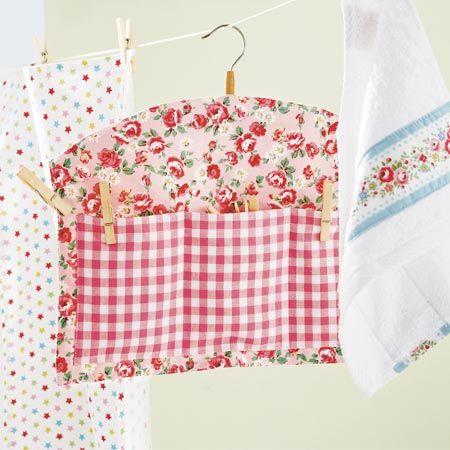 clothespin bag | Ideen | Pinterest | Vorher nachher ...