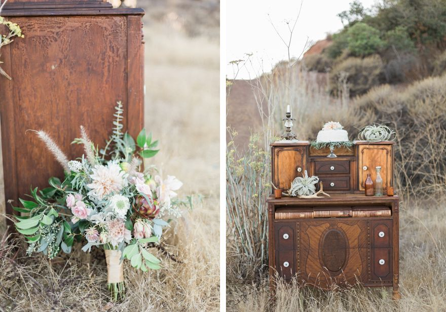 Rustic Bohemian Wedding // Bay Area Photographer // Olivia Richards Photography