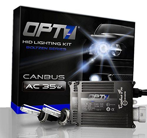 OPT7® Premium Error-Free AC Canbus HID Kit - D2S (5000K ... on