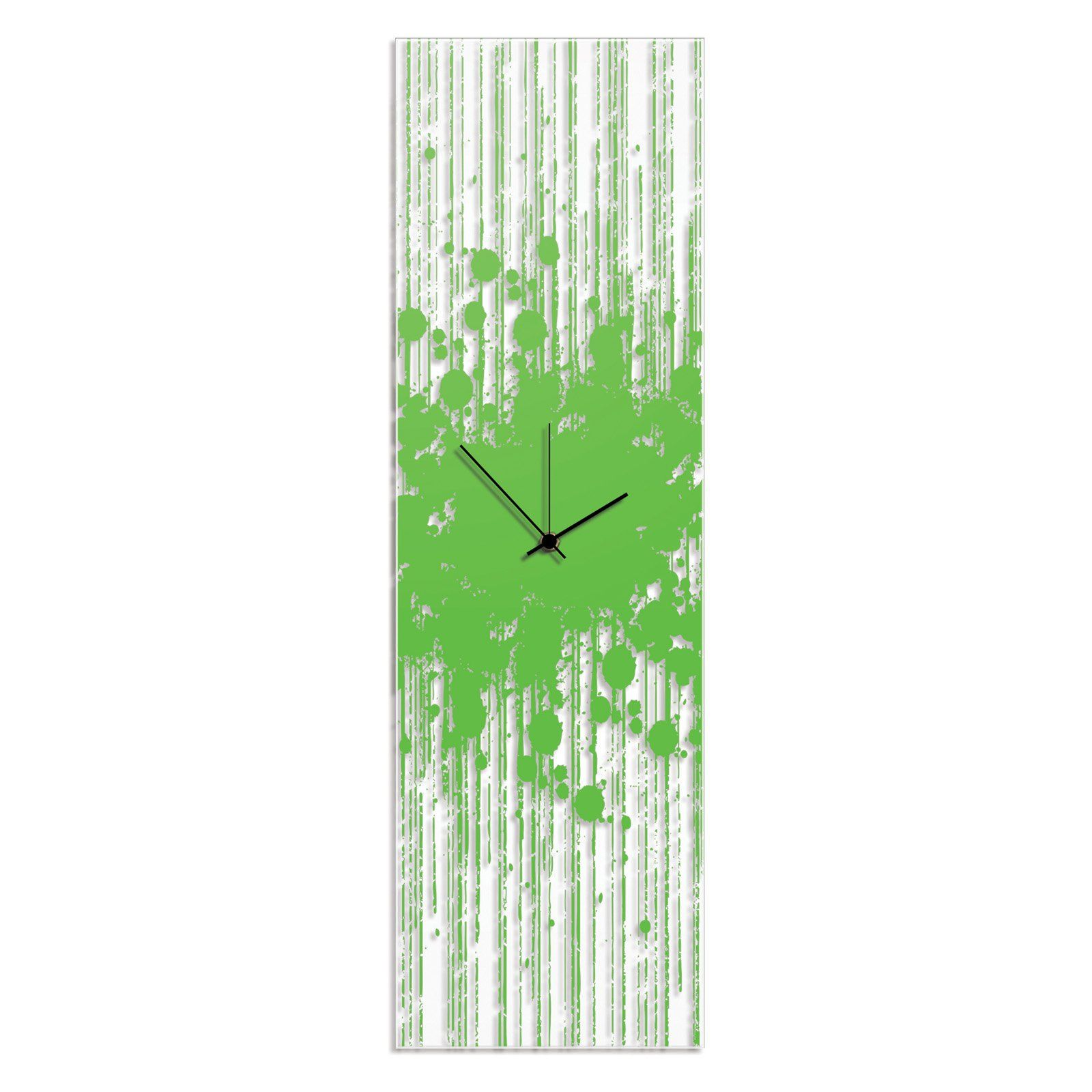 PAINT SPLATTER WALL DECALS IN LIME GREEN