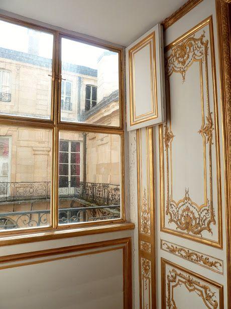 Appartements intérieurs du Roi autour de la Cour des Cerfs, Château