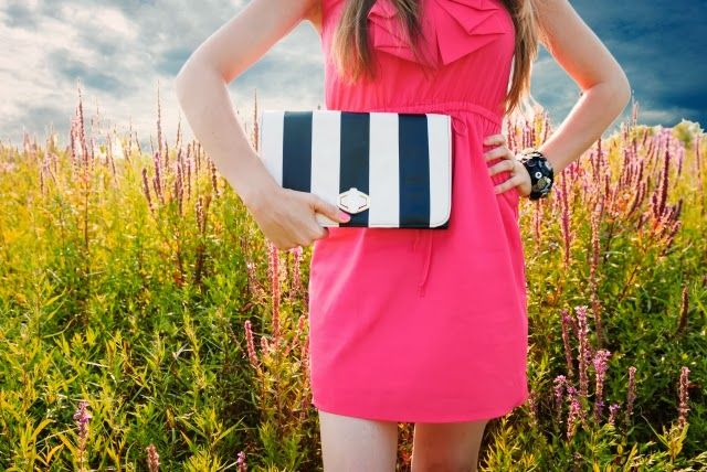 Style Darling: Thinking Pink