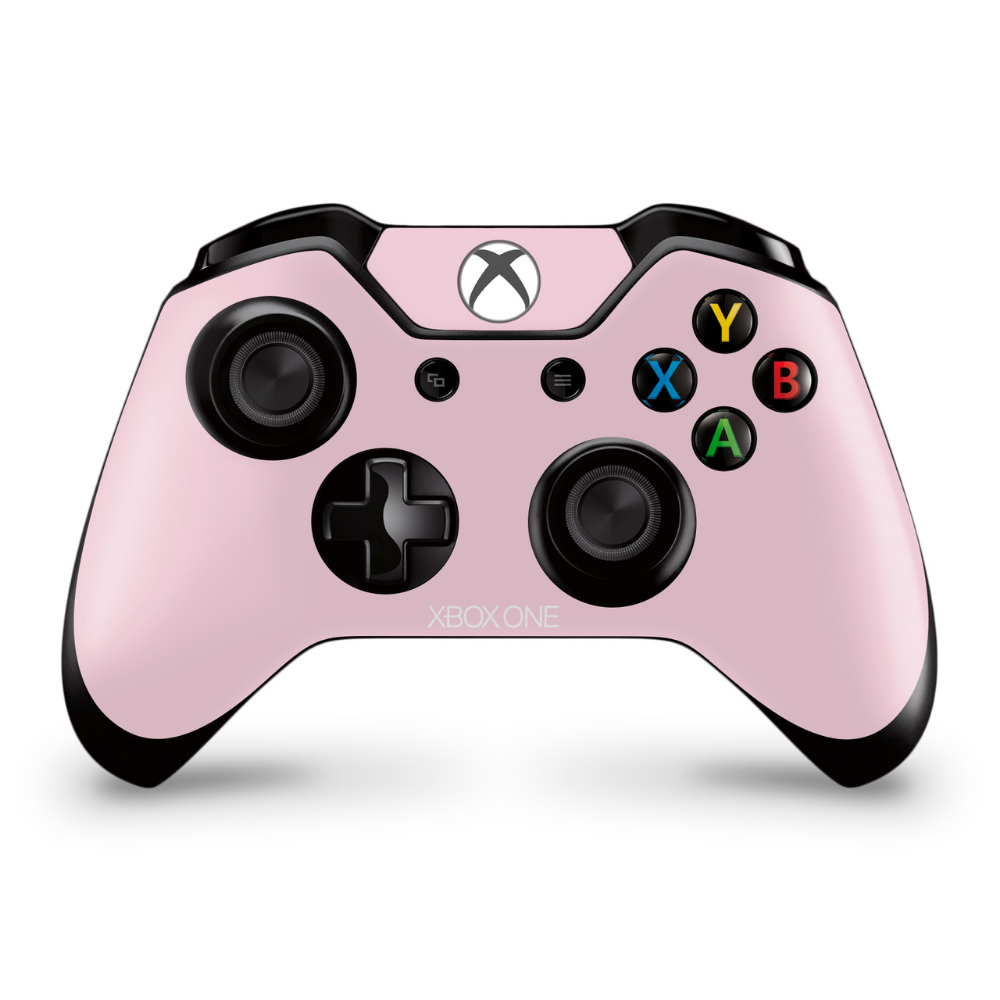 Pale Rose Xbox One Controller Skin Xbox One Controller Xbox One Xbox