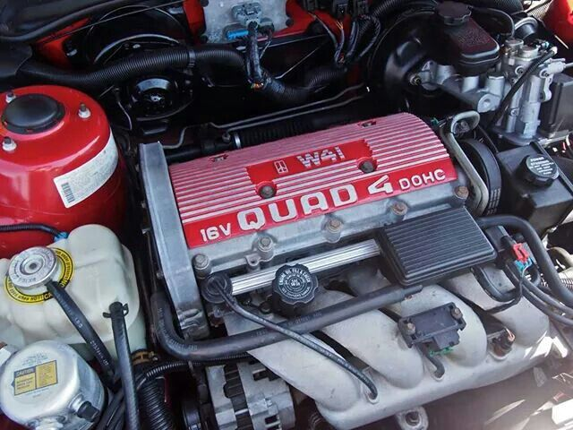 Oldsmobile Quad4 Oldsmobile Oldsmobile 442 Car Engine