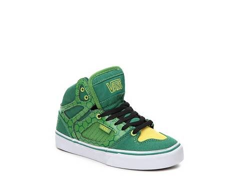 30045c7de19c7e Vans Allred Reptile Boys Toddler   Youth High-Top Sneaker