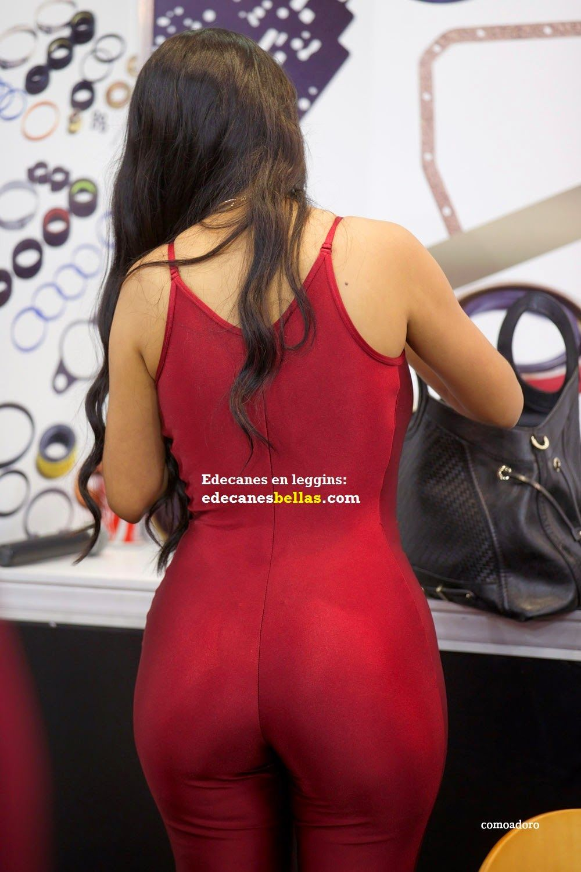 Thick latina in leggings pt2 7