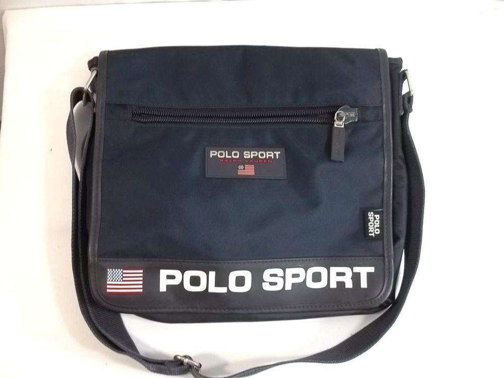 Polo Sport Ralph Lauren Messenger Cross Body Bag Polosport Crossbodybag
