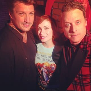 When she ~casually~ hung out at ComicCon with her normal, everyday pals. | Community Post: 32 Times Felicia Day Out-Geeked You On Instagram