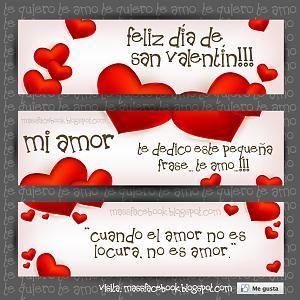 San Valentin Amor Frases De Amor Valentine Quotes