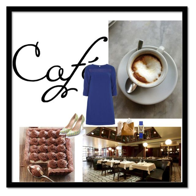 """Cafe"" by own-style ❤ liked on Polyvore featuring tarte, Dorothy Perkins and Oasis"