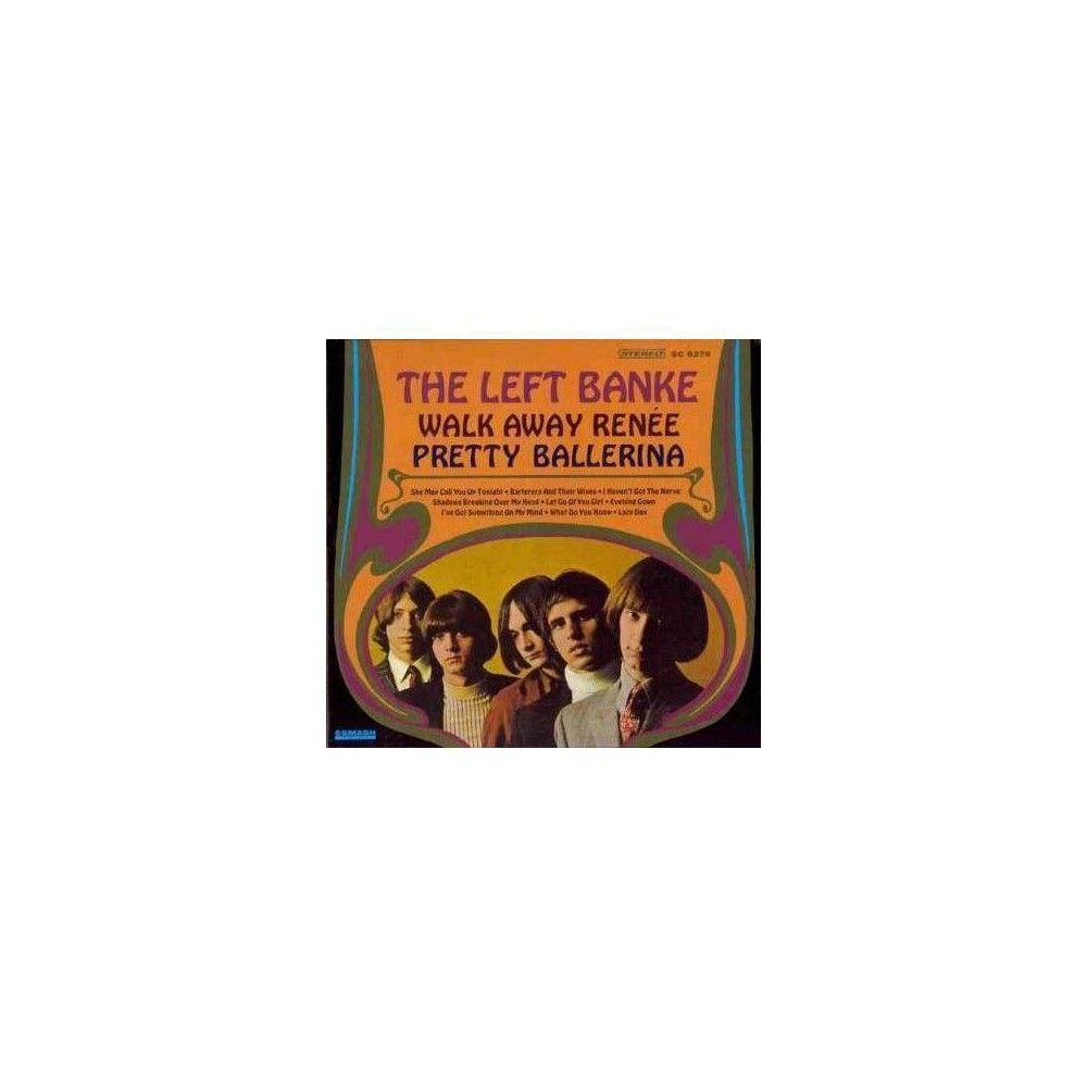 The Left Banke Walk Away Renée Pretty Ballerina (CD) in