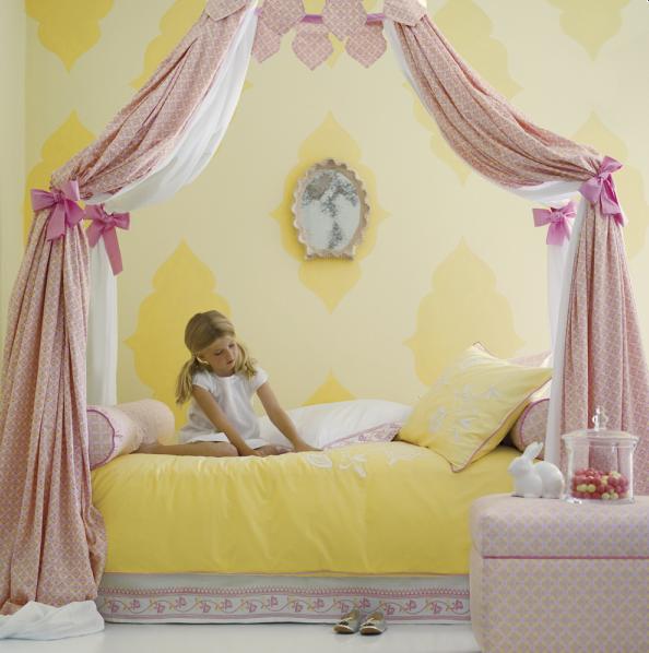 serena u0026 Lily yellow bedding girls canopy & serena u0026 Lily yellow bedding girls canopy   Girls   Pinterest ...