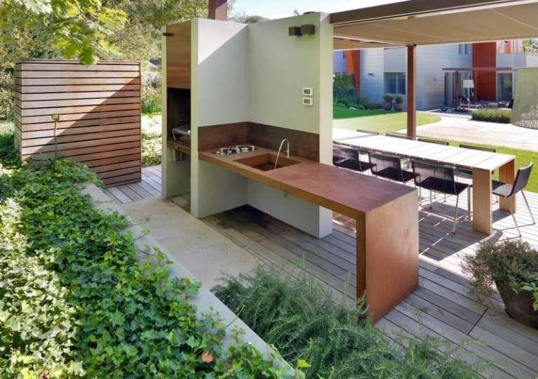 Cucine da esterno - Cucine da esterno in muratura