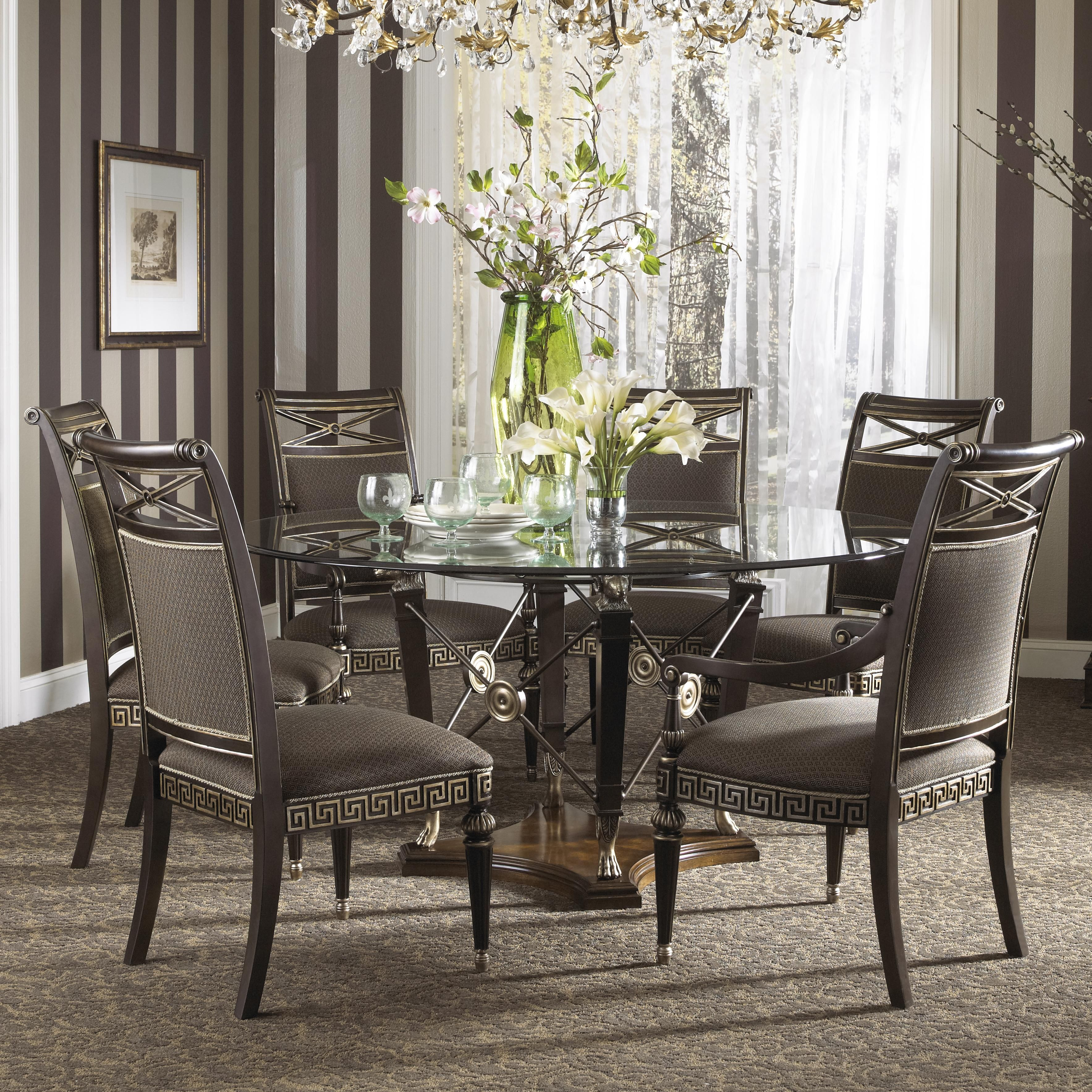 Dining room tables and chairs for 6 - 17 Best Images About Around The Table On Pinterest Casual Dining Rooms Wolves And Nail Head