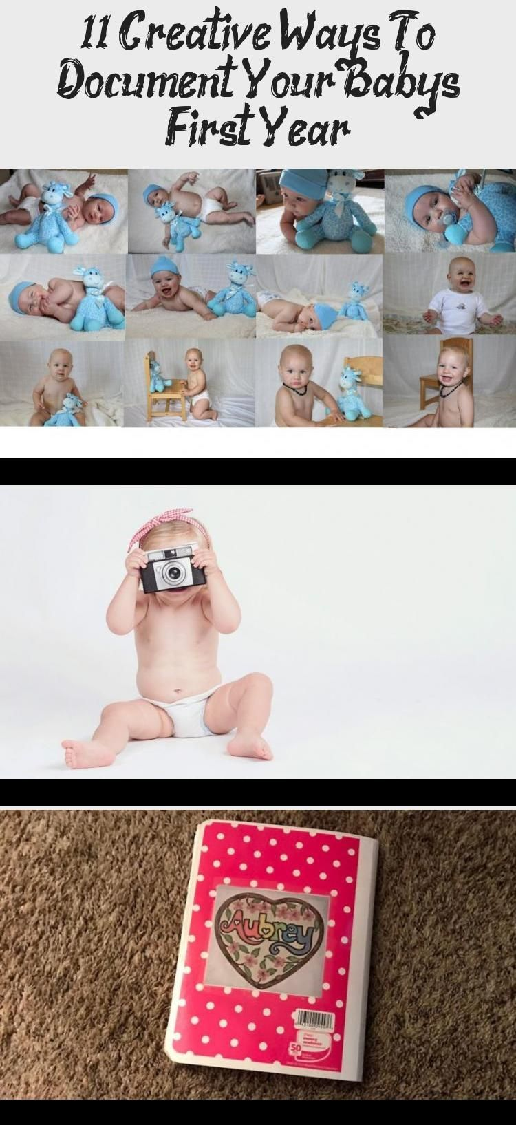 11 Creative Ways To Document Your Baby's First Year - health and diet fitness -  11 Creative Ways to...