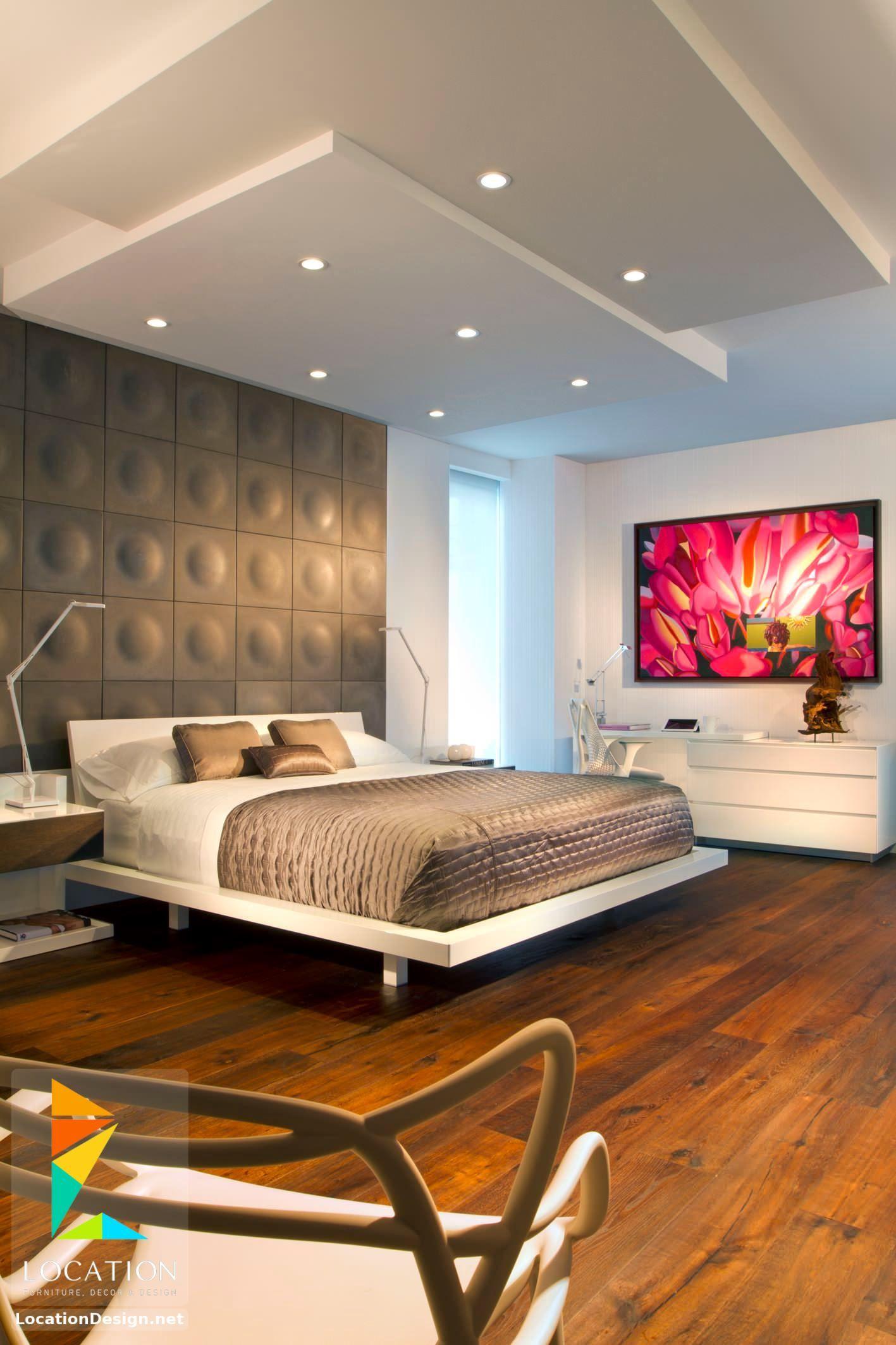 A65b252a77b غرف نوم رومانسية للعرسان مودرن 2020