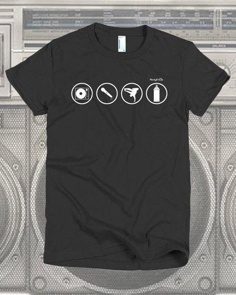 "Women's ""4 elements"" t-shirt"