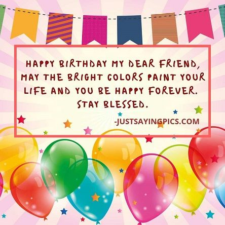 Happy Birthday Wishes Quotes Messages Sayings With Images