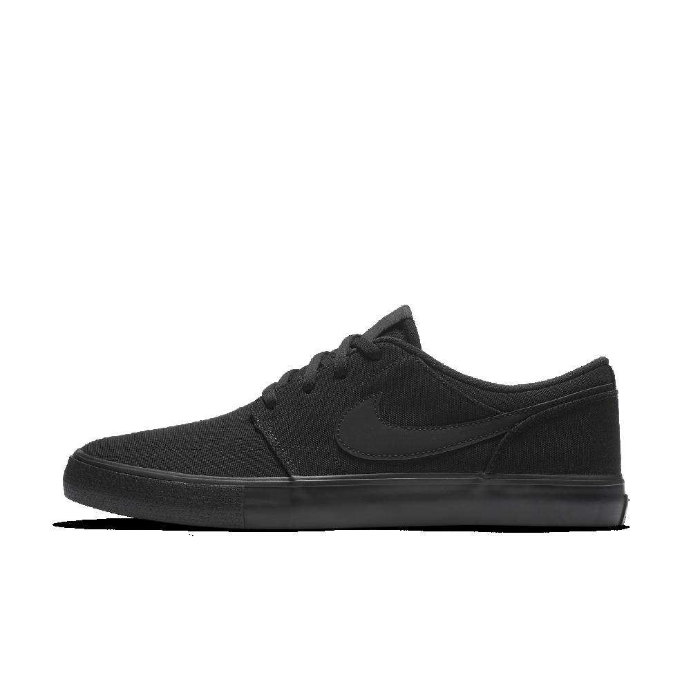 5312f2a8005f6d Nike SB Solarsoft Portmore II Canvas Men s Skateboarding Shoe Size ...