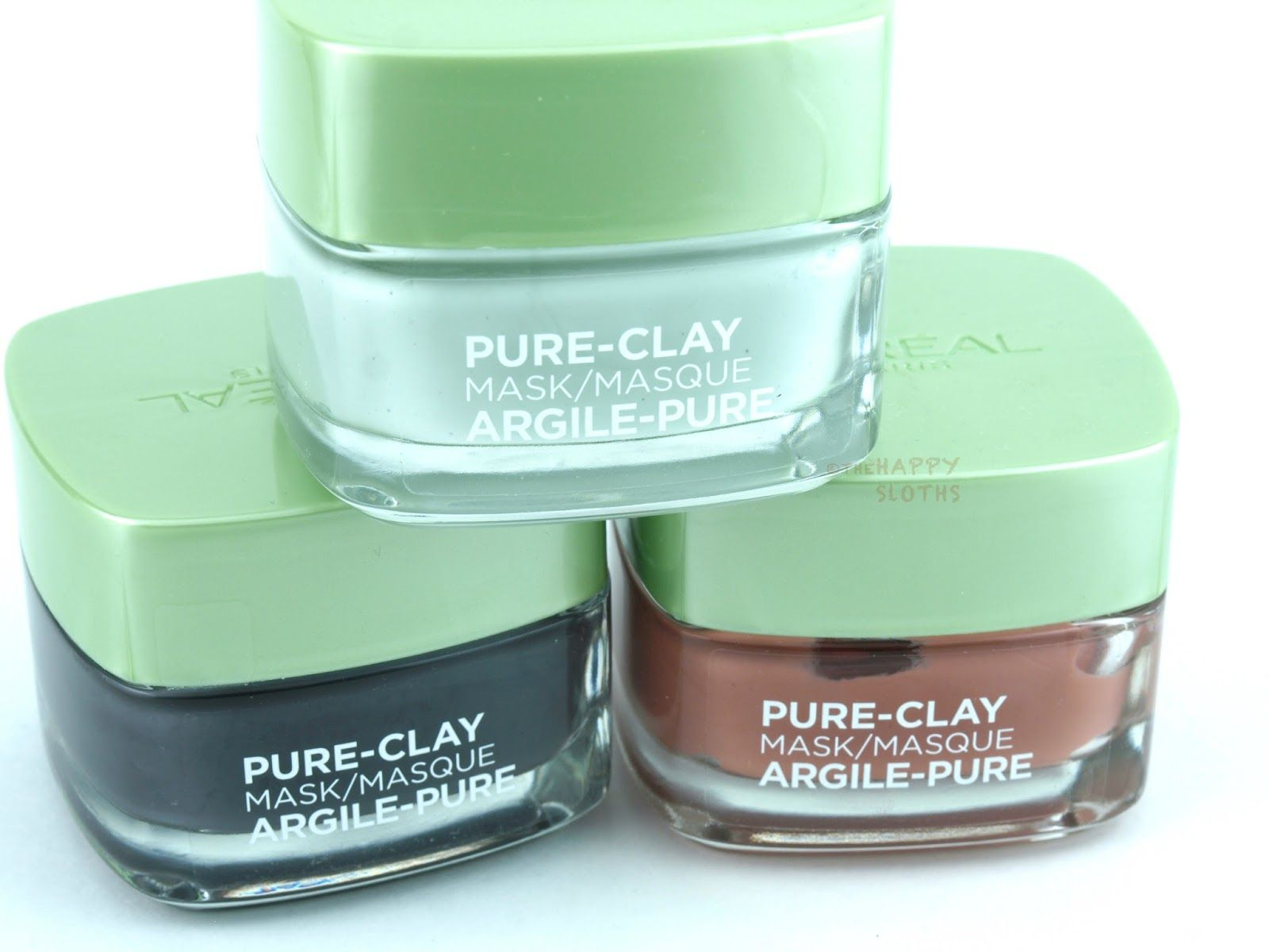 L'Oreal PureClay Masks Review Pure clay mask, Pure