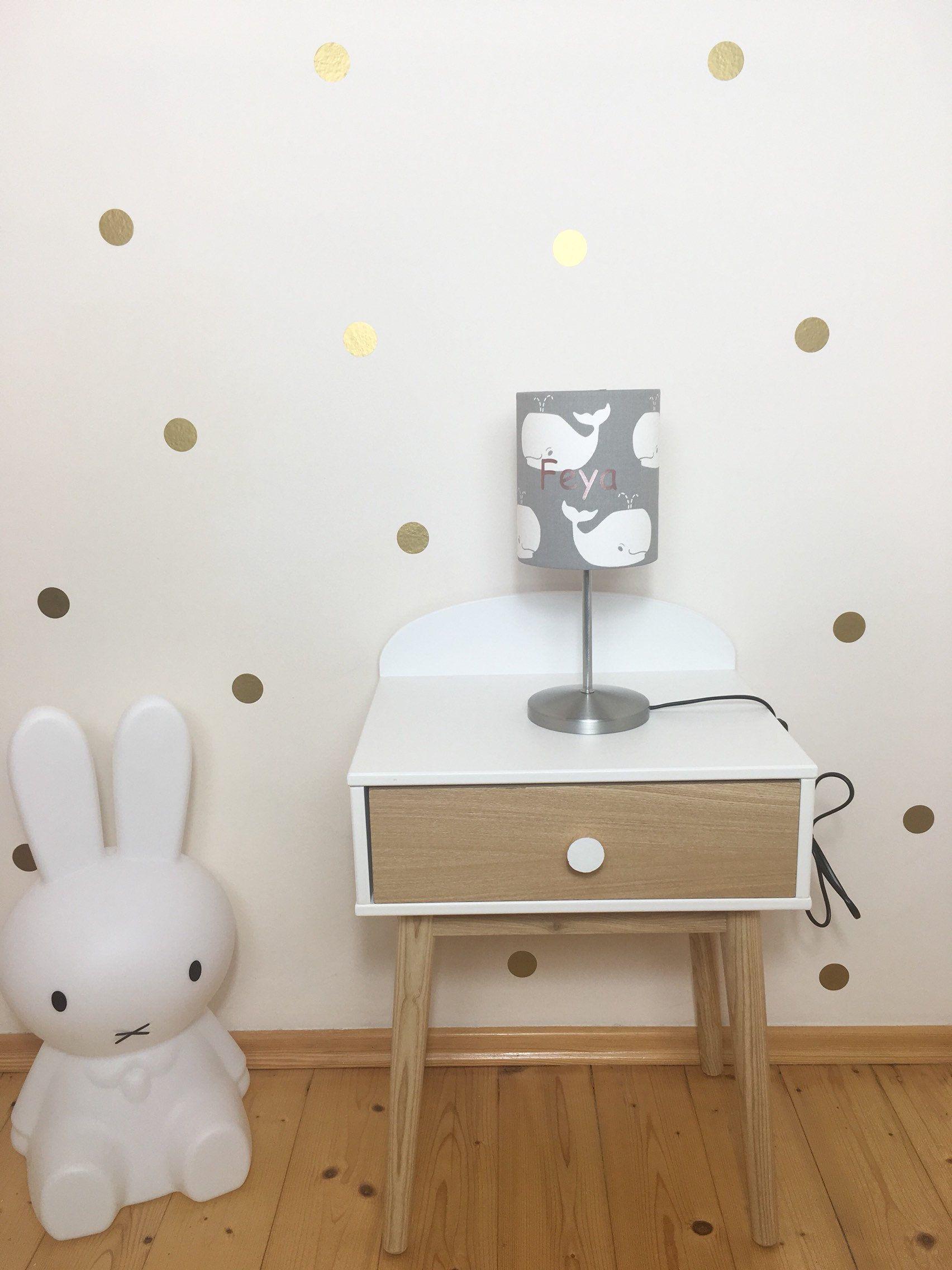 Tischlampe Kinder, Geschenke zur Geburt, Nachttischlampe