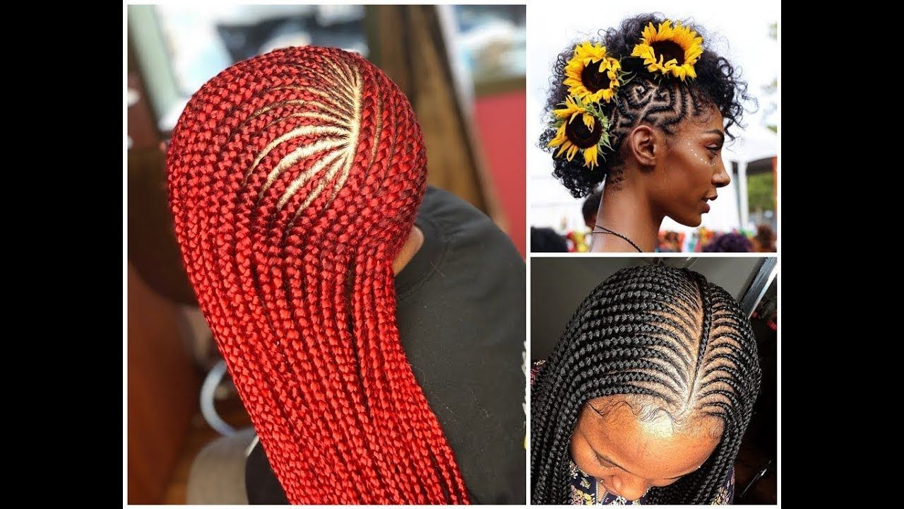 Lovely braids hairstyles best braiding styles african