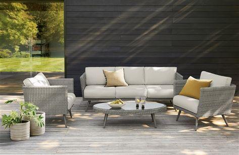buy taranto sofa set grey from the next uk online shop garden rh pinterest com next outdoor furniture sale next garden furniture set