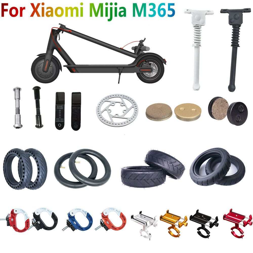 Advertisement(eBay) For Xiaomi Mijia M365 Electric Scooter