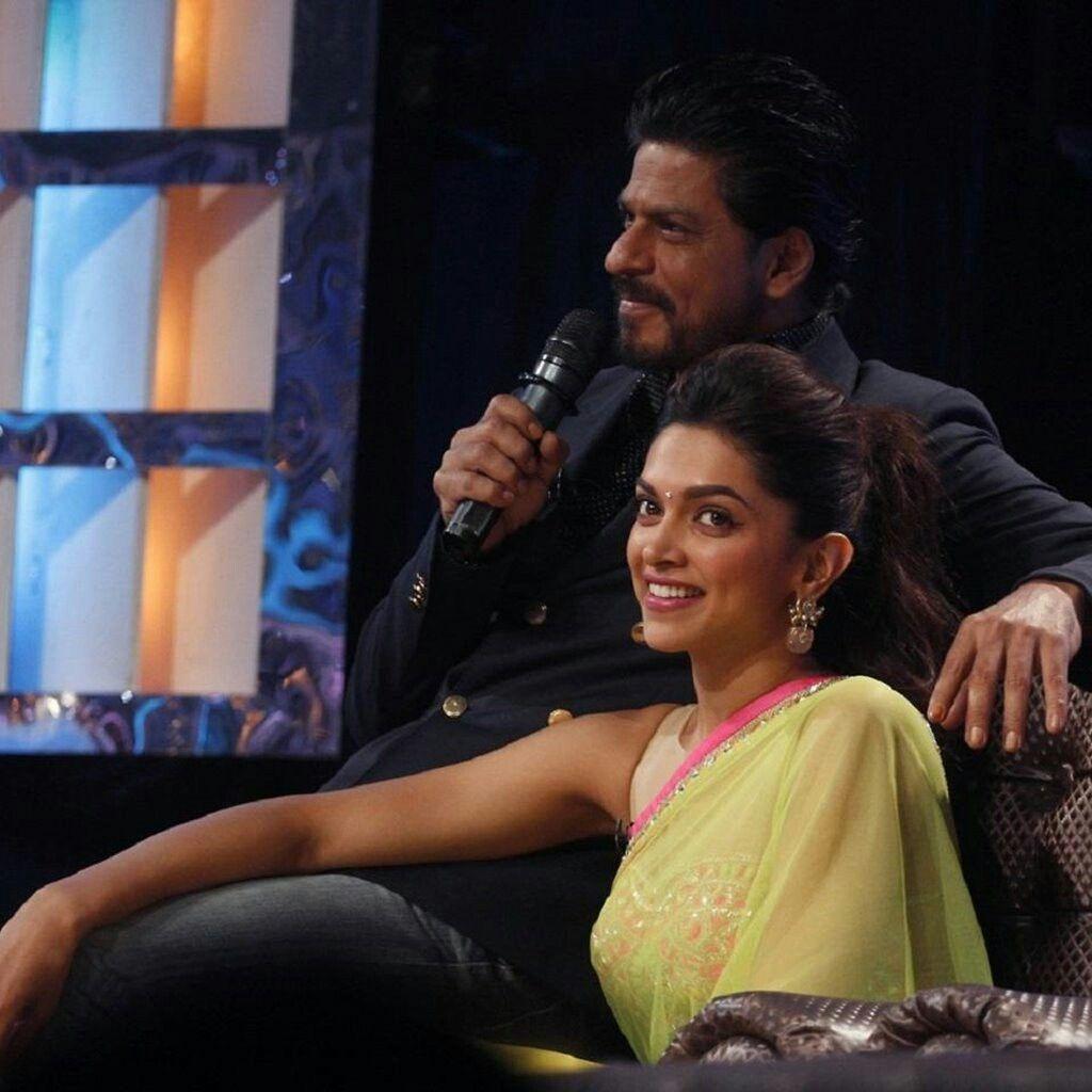 Deepika Padukone and Shah Rukh Khan | Deepika padukone ...