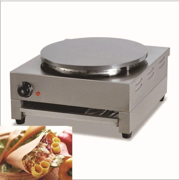 Commercial Crepe Maker Machine _Electric Pancake Maker Machine #pancakemaker Commercial Crepe Maker Machine _Electric Pancake Maker Machine #pancakemaker