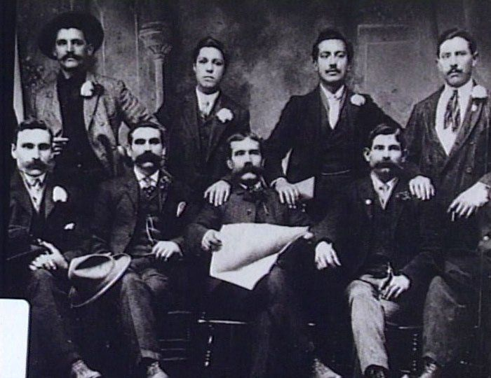 Supposedly Sicilian Mafias Bosses C1890 1920 Past Lives