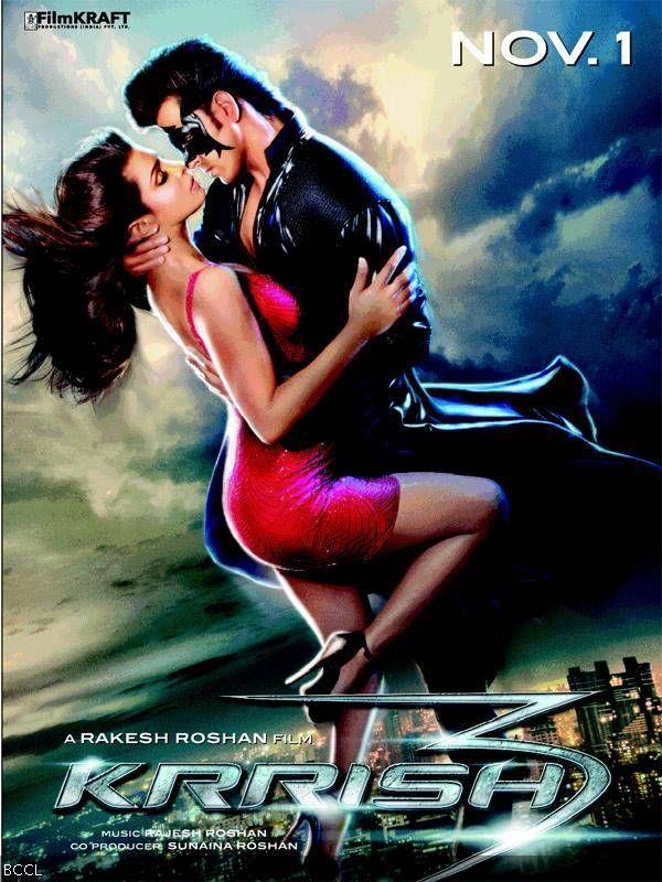 A New Poster Of Krrish 3 Featuring Hrithik Roshan And Priyanka Chopra New Poster Krrish 3 Photography Skills