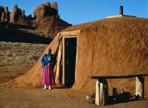 Navajo hut, Colorado | Americas Iconic Landmarks and Natural ...