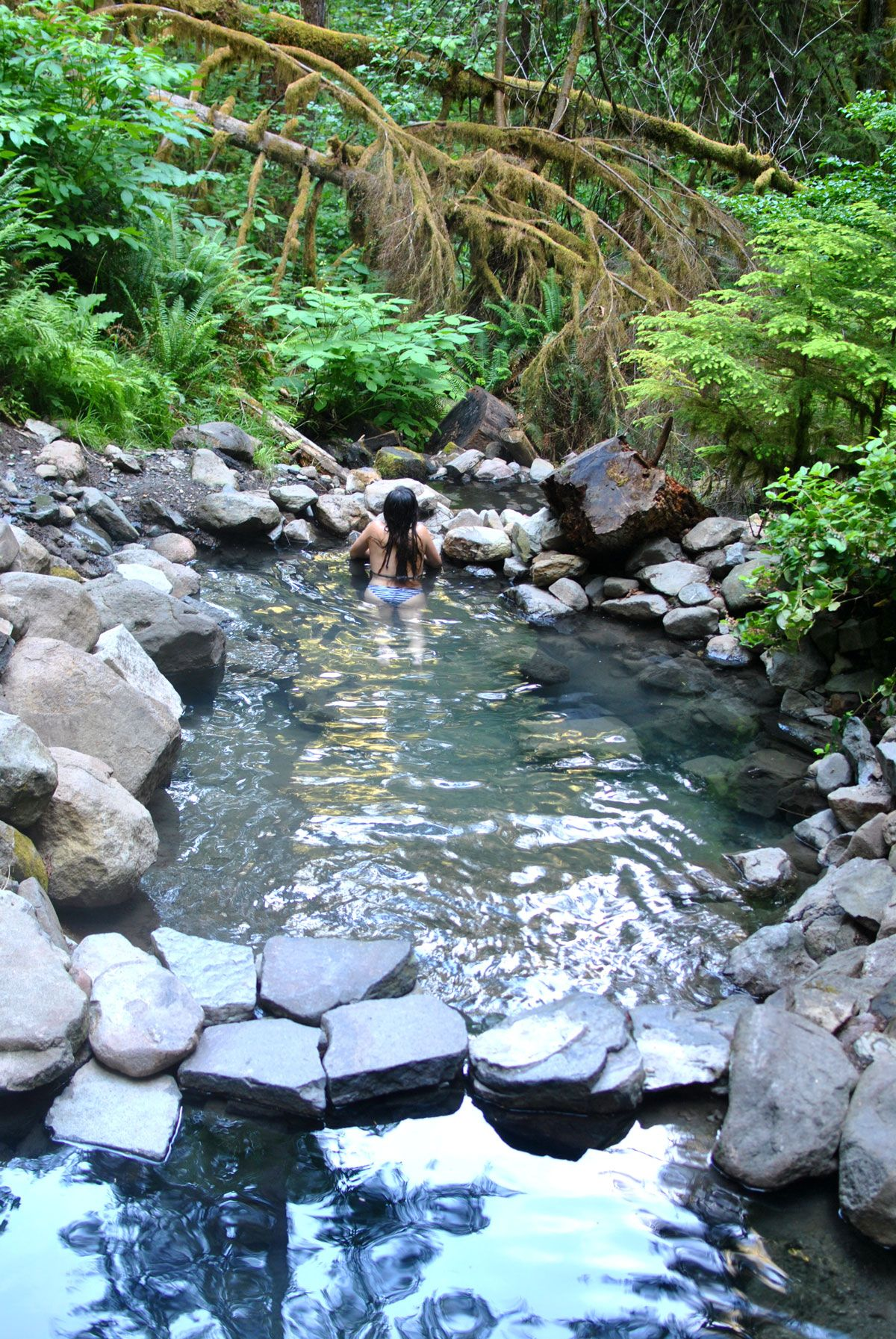 tips for the perfect day at cougar hot springs in oregon   places to