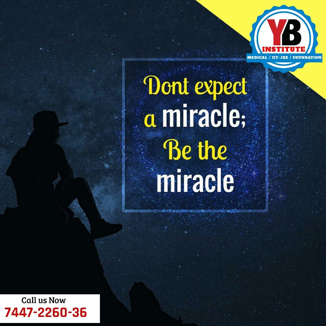 Pin by YB INSTITUTE on Inspiration Miracles
