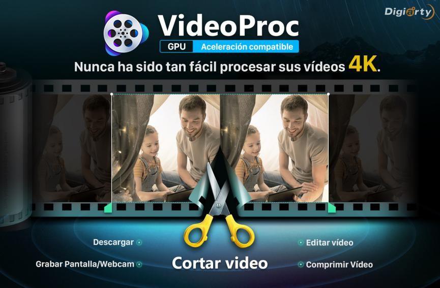 Comprimir Video Sin Perder Calidad Videoproc Convertir Videos 4k Sin Perder Calidad Y Gana Un Gopro