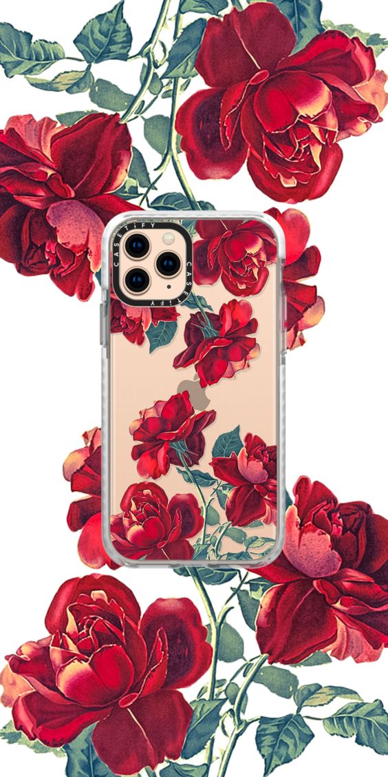 Casetify iPhone Case Art Design Floral Flowers
