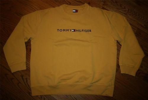 Vintage Tommy Hilfiger embroidered Sweatshirt shirt-Mens XL-sailing / boating/golf