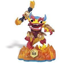 Skylanders Swap Force - Figurine Fire Kraken
