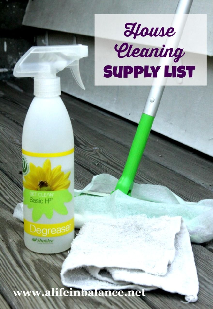 My House Cleaning Supply List Tried And True Supplies Comes From 18 Years Of Up After 5 Kids I Need Safe Effective