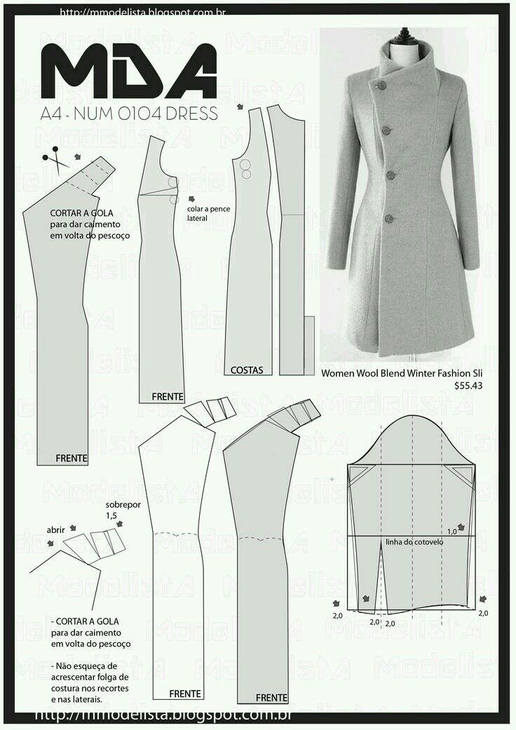 Dikis kaliplari | dikis | Pinterest | Patterns, Sewing patterns and ...