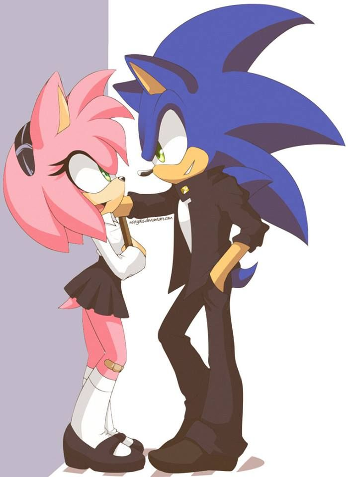 Oie Zy Que Guay Sonic And Amy Sonic Funny Sonic