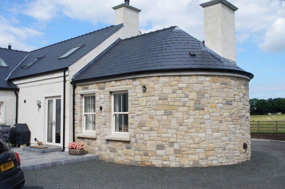 90 Donegal Sandstone Amp 10 Blue Centre Sandstone Mix