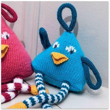 doudou a tricoter gratuit modele