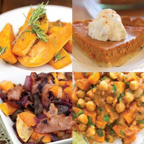 37 Secretly Healthy Sweet Potato Recipes